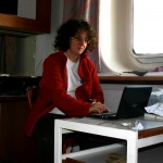 Interessiert sich für die Liebe: Sonja Ruf