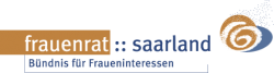 Frauenrat Saarland Logo