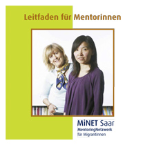 MiNET Saar – Leitfaden für Mentorinnen