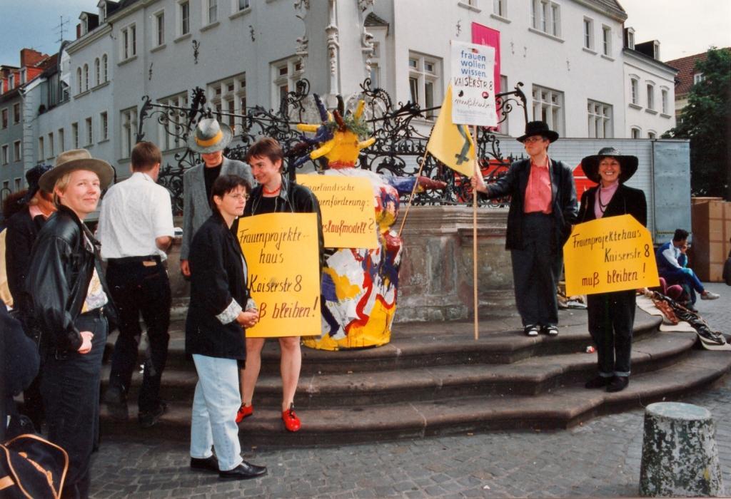 """FGBS-Ausstellung zur """"Neuen Frauenbewegung"""""""