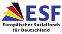Logo des Europäischen Sozialsfonds für Deutschland