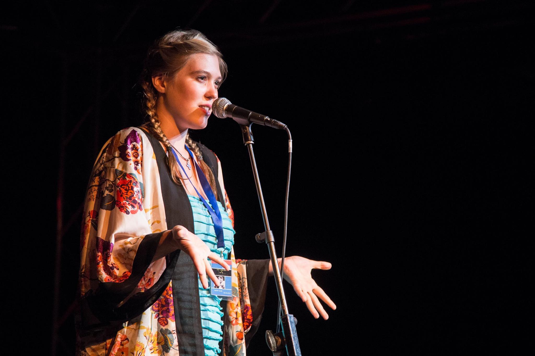 1. feministischer Poetry Slam und Workshop in Saarbrücken