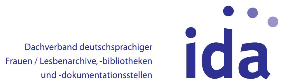 Logo Dachverband ida