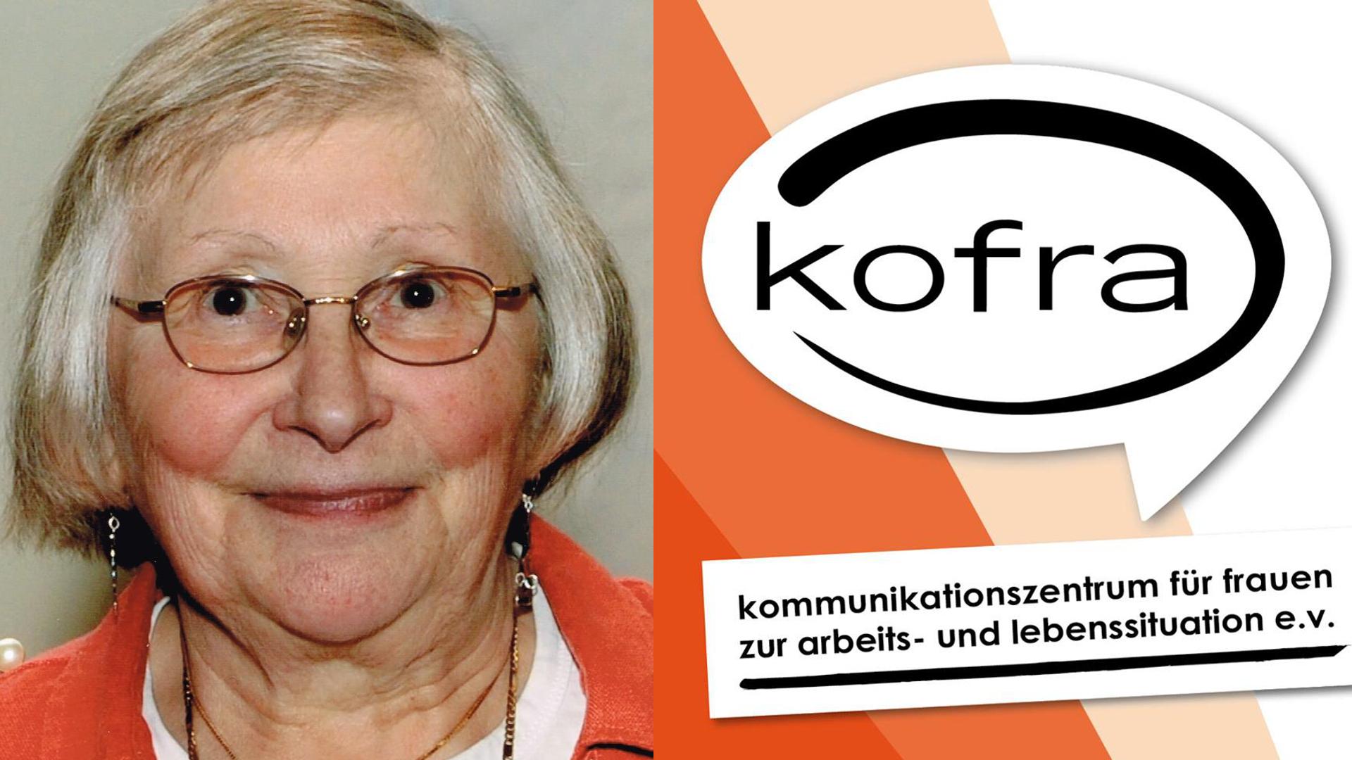 Videointerview zwischen Marlies Krämer und Kofra München in der FGBS