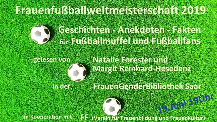 """""""Der springende Punkt ist der Ball"""": Eine Lesung für Fußballmuffel und Fußballfans"""