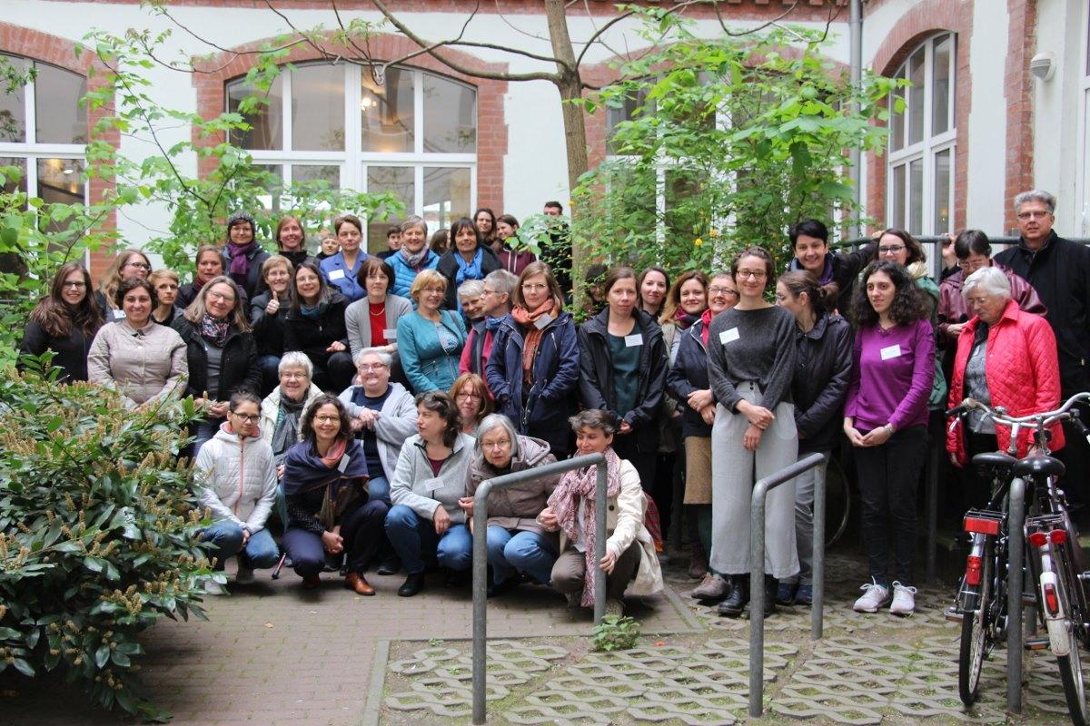 Bericht der Tagung des i.d.a. Dachverbandes der deutschsprachigen Fraueninformationseinrichtungen