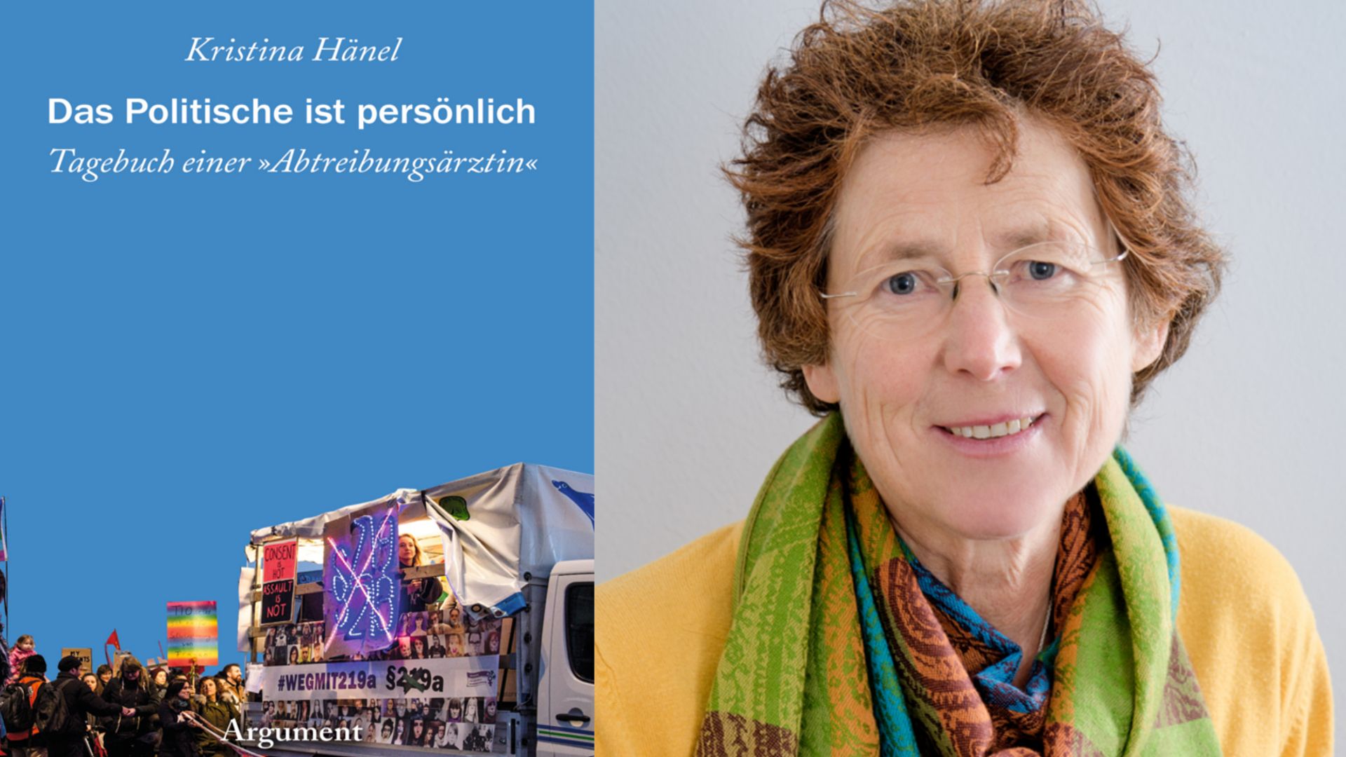 Lesung Kristina Hänel