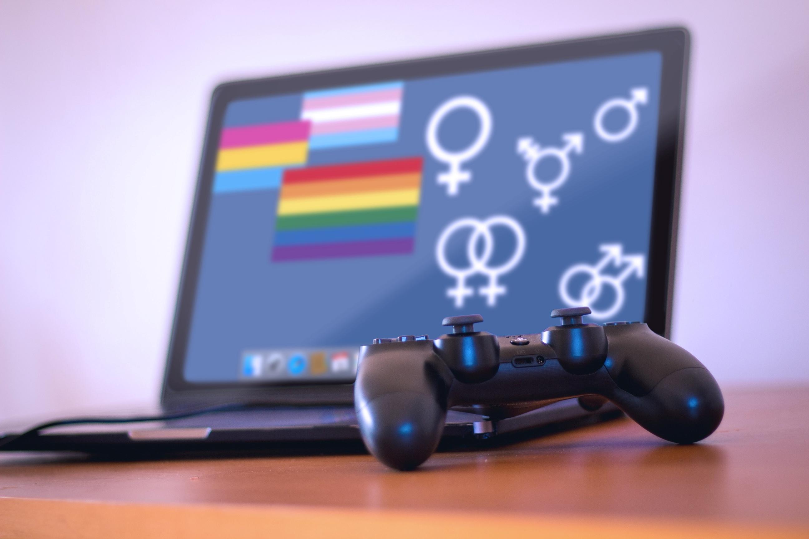 Vortrag: Gender und Games