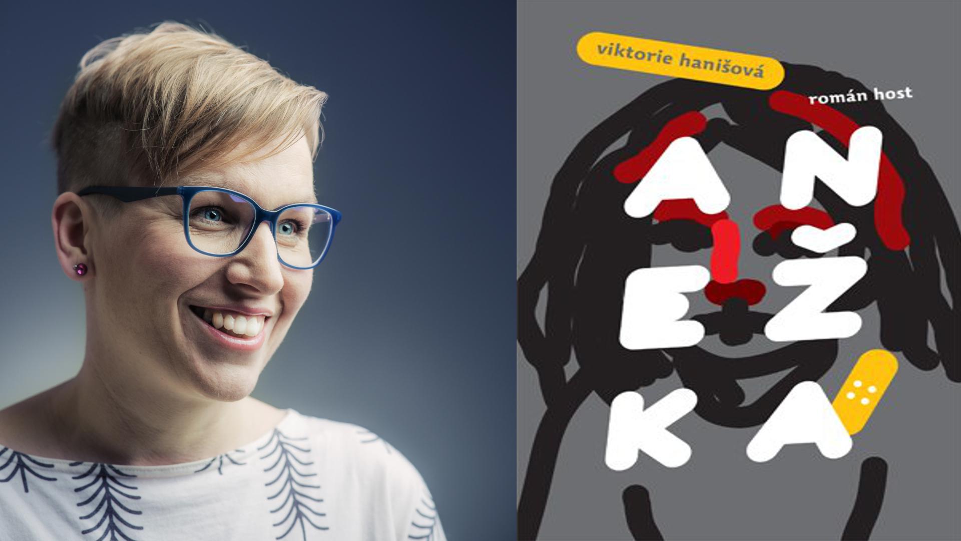 Lesung der tschechischen Autorin Viktorie Hanišová